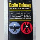 Berlin Embassy by William Russell - 1962
