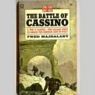 The Battle Of Cassino by Fred Majdalany - 1968