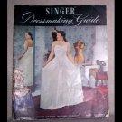 Singer Dressmaking Guide - 1947