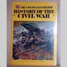 Concise Illustrated History of the Civil War - narrative by James I Robertson Jr. - 1981