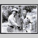 BRING 'EM BACK ALIVE - Bruce Boxleitner - CBS tv-series original b/w photo