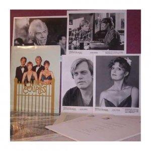Loving Couples - 1980 press kit - Shirley Maclaine, James Coburn, Stephen Collins & Susan Sarandon