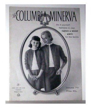 Lees Columbia Minerva Do It Yourself Fashions - Volume 711