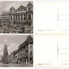 2 Vintage Postcards from Belgium - year unknown, may be 1950's