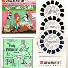 Woody Woodpecker View-Master set from GAF