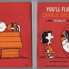 You'll Flip, Charlie Brown by Charles M. Schulz