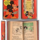 MICKEY MOUSE on the Haunted Island - Whitman Publishing Company - 1950