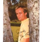 David McCallum (Illya Kuryakin) photo Card from 1965