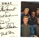 S.W.A.T. Tv-Series - Studio Card from ABC TV - 1975