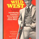 The Wild Wild West by Richard Wormser - 1966 paperback