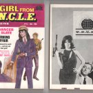 The Girl From U.N.C.L.E. digest magazine April 1967
