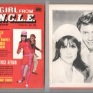 The Girl From U.N.C.L.E. digest magazine Feb 1967
