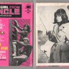 The Girl From U.N.C.L.E. digest magazine Oct 1967