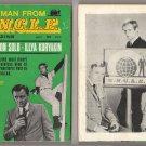 The Man From U.N.C.L.E. digest magazine July 1966 (g)