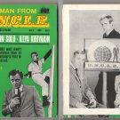 The Man From U.N.C.L.E. digest magazine July 1966  (vg)