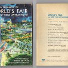 A Treasury Of World's Fair and New York Attractions - 1964