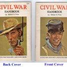 Civil War Handbook by Willaim H. Price  - 1961