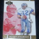 2007 TOPPS CO-SIGNERS TROY AIKMAN/ROGER STAUBACH 286/399 w/FREE SHIPPING!