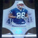 2008 DONRUSS THREADS SHAWN CRABLE ROOKIE 085/100 w/FREE SHIPPING!