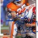 1992 UD KARL MECKLENBURG AUTOGRAPH w/FREE SHIPPING!
