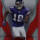 2008 CERTIFIED SIDNEY RICE 058/100 w/FREE SHIPPING!