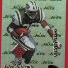 1998 COLLECTOR'S EDGE CURTIS MARTIN GU BALL w/FREE SHIPPING!