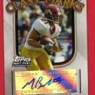 2005 TOPPS DPP MARION BARBER ROOKIE AUTOGRAPH W/FREE SHIPPING!
