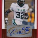 2010 SAGE HIT ANDRE ANDERSON AUTOGRAPH w/FREE SHIPPING!