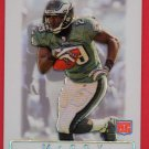 2009 TOPPS PLATINUM LESEAN McCOY WHITE REFRACTOR 444/499 w/FREE SHIPPING!