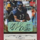 2006 DONRUSS CLASSICS MIKE BELL AUTOGRAPH 418/999 w/FREE SHIPPING!