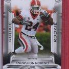 2009 Prestige Knowshon Moreno SP Rookie