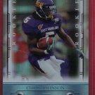 2008 Prestige Chris Johnson Rookie 025/999