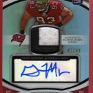 2010 Finest Gerald McCoy Auto/Patch 87/99
