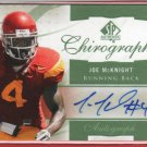 2010 SP Joe McKight Autograph