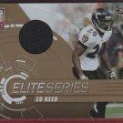 2010 Elite Ed Reed GU Jersey 104/299