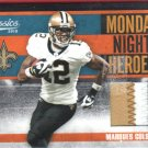 2010 Classics Marques Colston 3 Color Patch 03/50