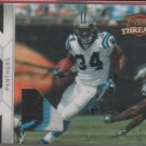 2010 Threads DeAngelo Williams 3 Color Patch 21/50