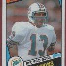 1984 Topps Dan Marino Rookie