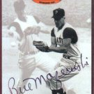 1994 Ted Williams Company Bill Mazeroski Autograph
