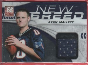 2011 Elite Ryan Mallett Jersey 253/299