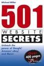 501 Web Site Secrets: Unleash the Power of Google, Amazon, eBay and More