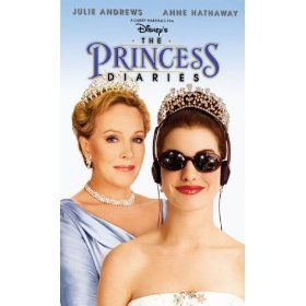 The Princess Diaries Vol I VHS Tape Ships Worldwide