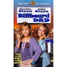 Billboard Dad (1998) VHS Tape