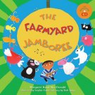 The Farmyard Jamboree (Hardcover With Music CD)