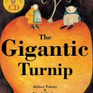 The Gigantic Turnip (Hardcover with CD)