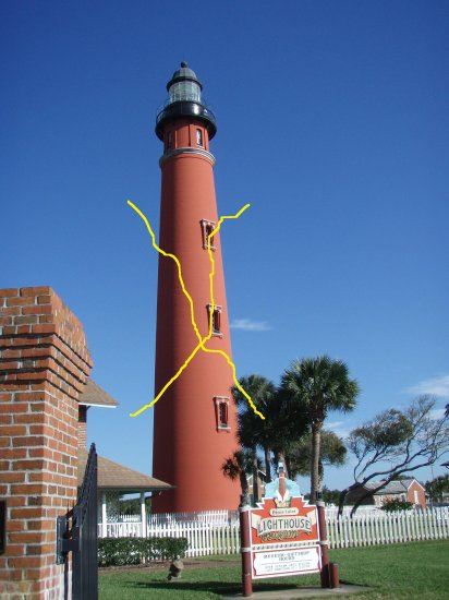 Daytona Beach Fl Light House