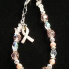 Hope - Breast Cancer Awareness Bracelet