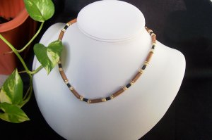 All Wood Necklace