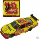 2009 #29 Kevin Harvick Autographed Shell 1/24