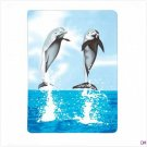 Dolphin Fleece Blanket/Throw
